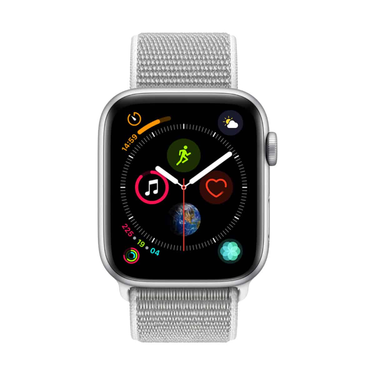 AppleWatch_series4-44mm-silver-seashellLoop